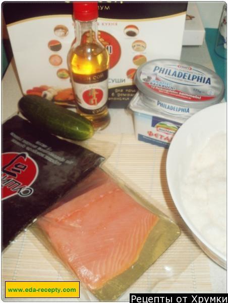 Рис для суши в домашних условиях пошагово