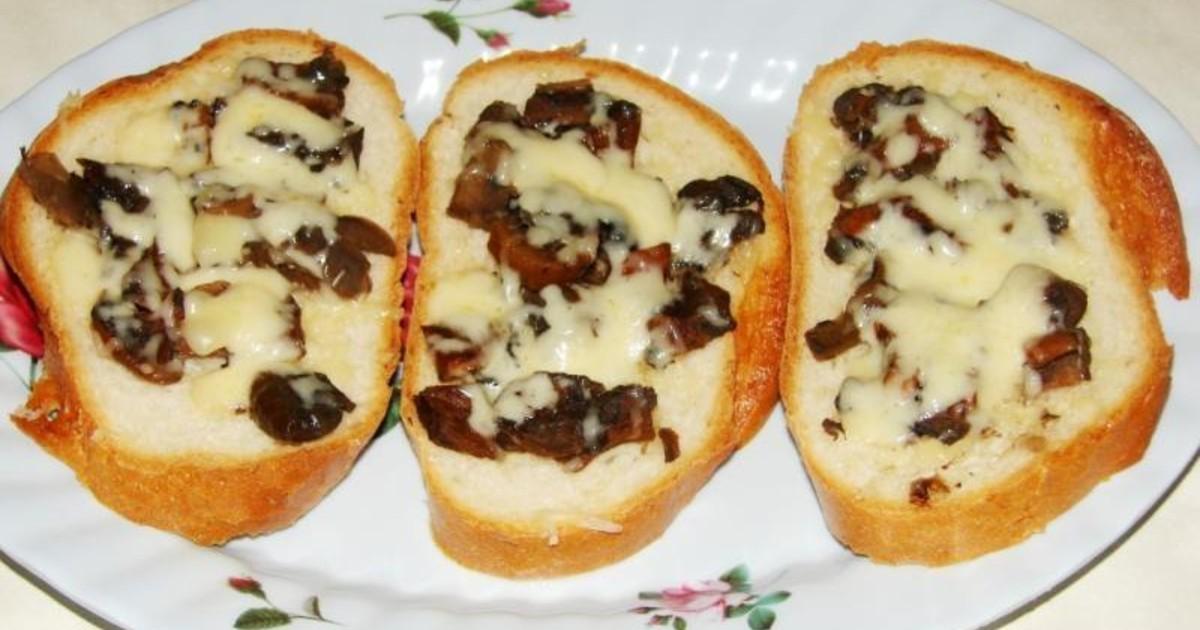 бутерброд (для микроволновки)