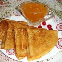Кисломолочные блины - рецепт пошаговый с фото