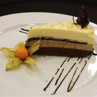 Самый вкусный торт Три шоколада