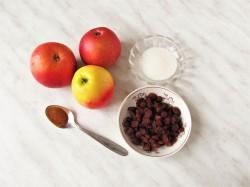 Рогалики с яблоком - рецепт пошаговый с фото