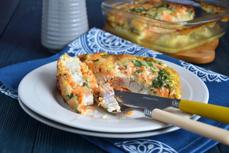 Рыба омлете рецепт