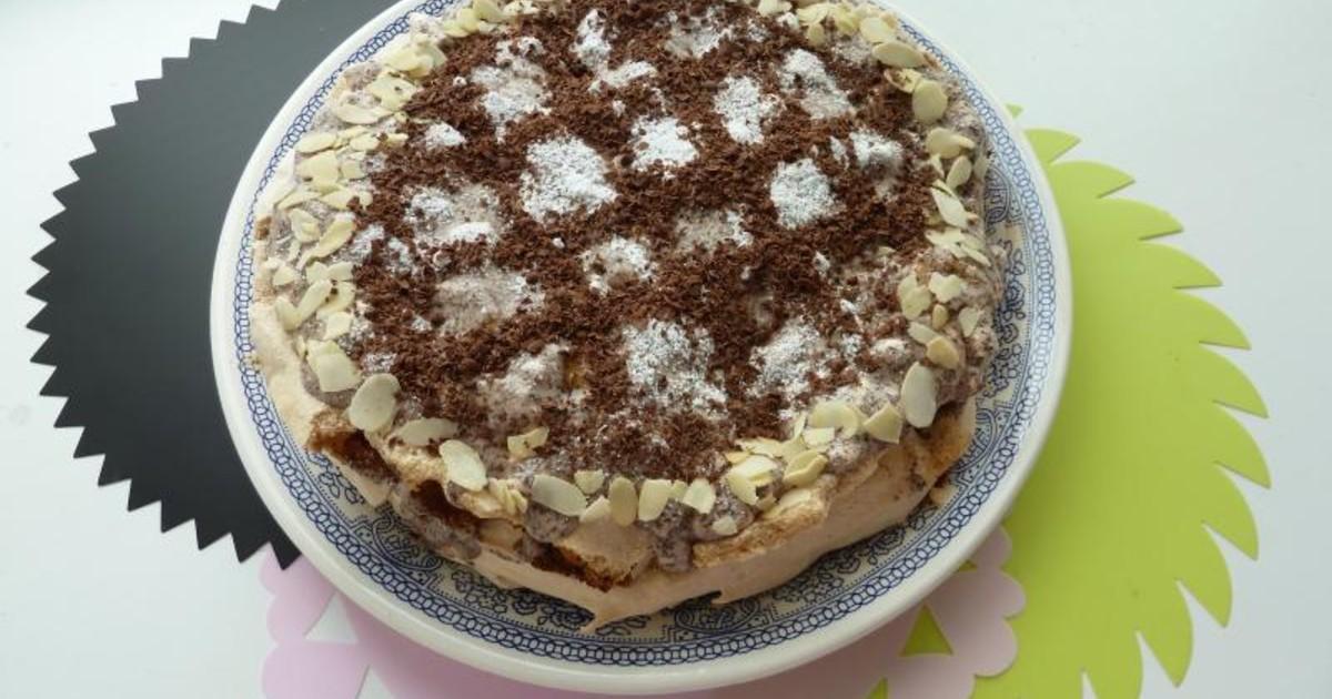 торт праздничный рецепт 240 ккал