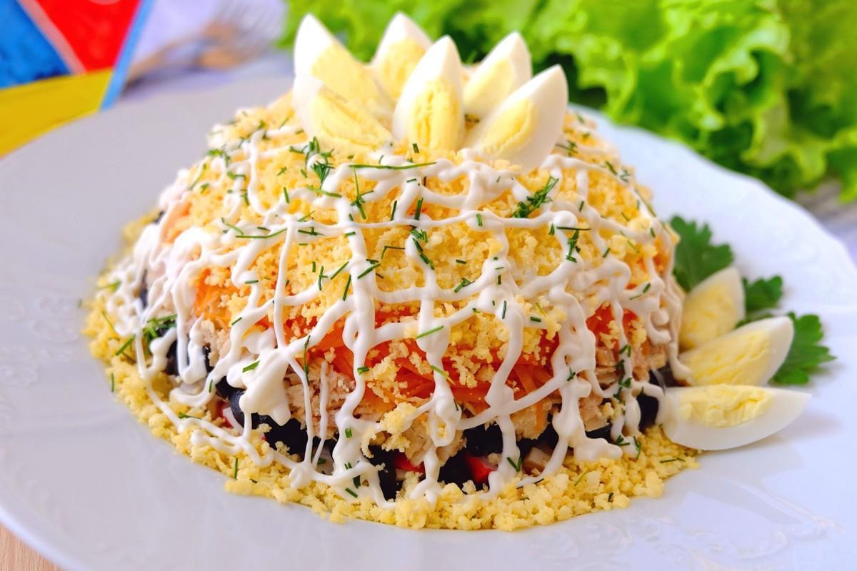 эпителиальных покровов салат на праздник рецепт с фото одиночки