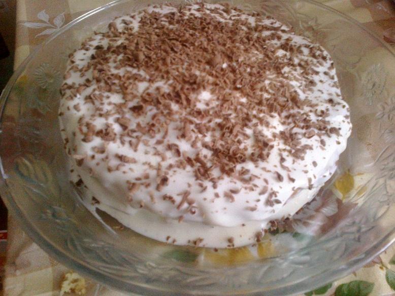 Торт быстро и вкусно