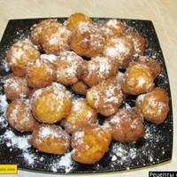 Творожные пончики из творога за 10 минут