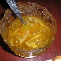 Вкусное кабачковое варенье из кабачков с апельсином