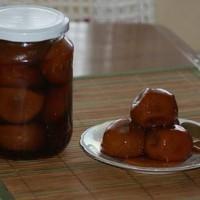 Мандариновое варенье из мандарина с корочкой
