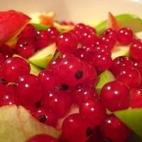 Варенье смородиновое с яблоками