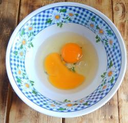 Омлет на воде - рецепт пошаговый с фото