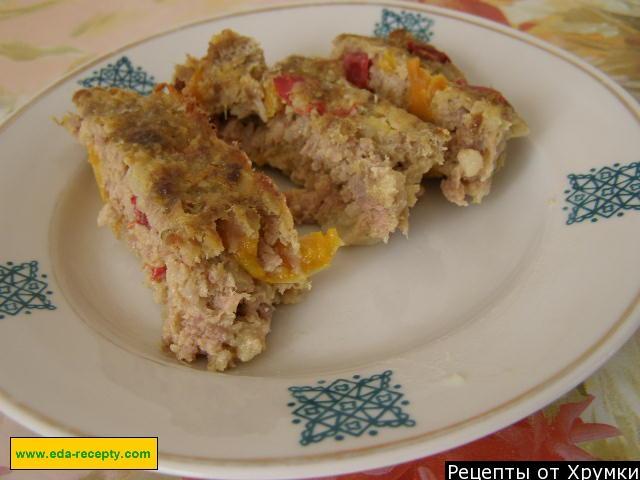 фарш куриный в духовке рецепты