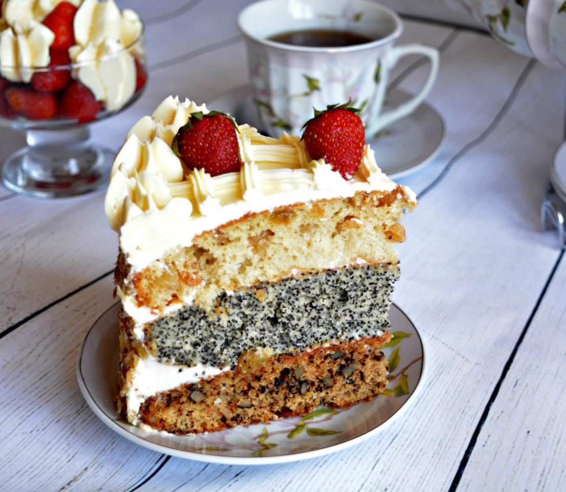 торт наташа рецепт с фото пошагово