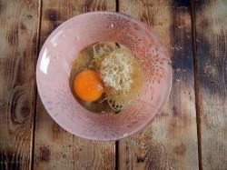 Бутерброды с яйцом и сыром - рецепт пошаговый с фото