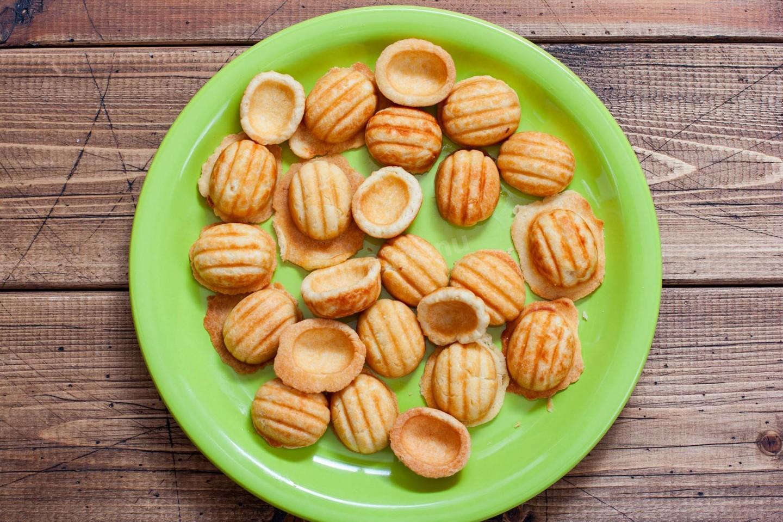 ассортимент хрустящие орешки со сгущенкой рецепт с фото городского поселения