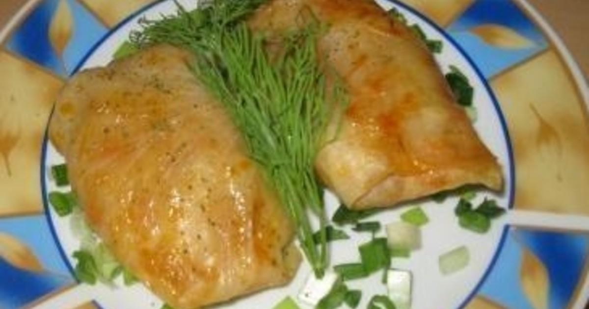 Овощные голубцы рецепт пошагово в духовке