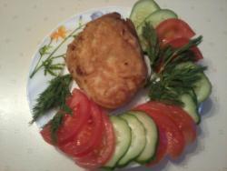 Очень вкусно со свежими овощами и зеленью,блюдо вкусное, сытное и легкое.