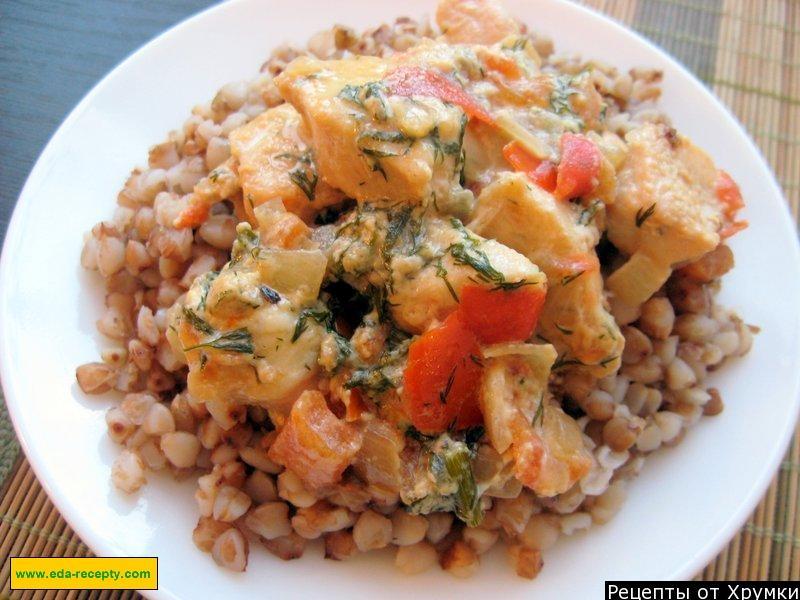 Блюда из свинины с гречкой рецепты легкие в приготовлении 125