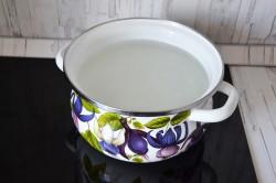 Полезный компот из ревеня - рецепт пошаговый с фото