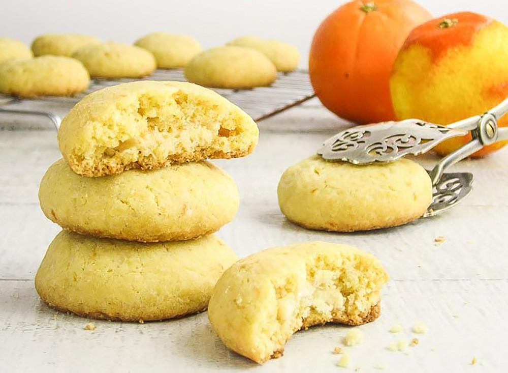 Печенье из манки рецепт с фото - 1000.menu