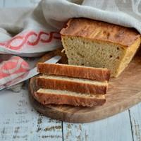 Хлеб на закваске в форме - рецепт пошаговый с фото