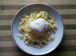 Жареные кабачки с сырной начинкой - рецепт пошаговый с фото