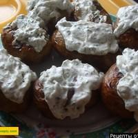 Картофель картошка в кожуре запеченный в духовке