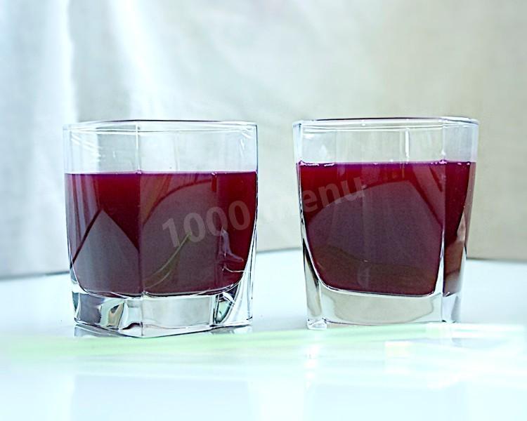 Свекольный Красный квас из сырой свеклы