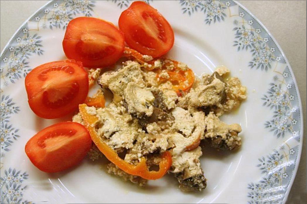 Куриная печень в горшочках рецепты с фото пошагово