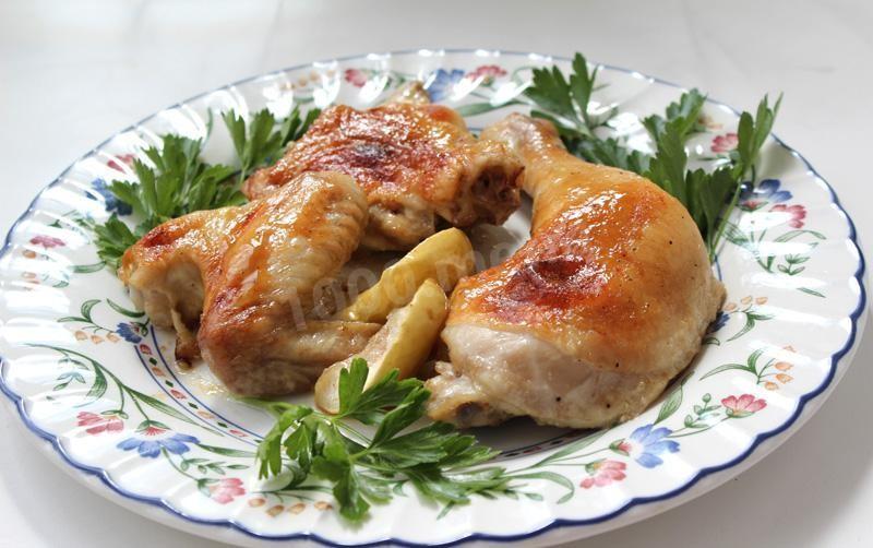 Вкусные блюда из курицы с и пошагово