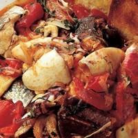 Адриатический рыбный суп