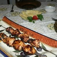 Вкусный шашлык из курицы