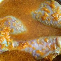 Маринад для курицы в духовке из апельсинов