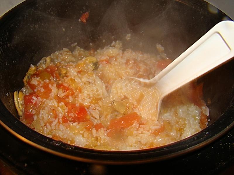 Рецепт мидий в сливочном соусе в духовке рецепт с пошагово