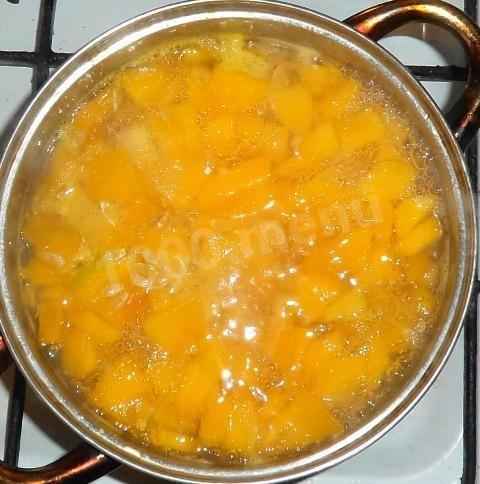 Готовим из тыквы рецепты с фото