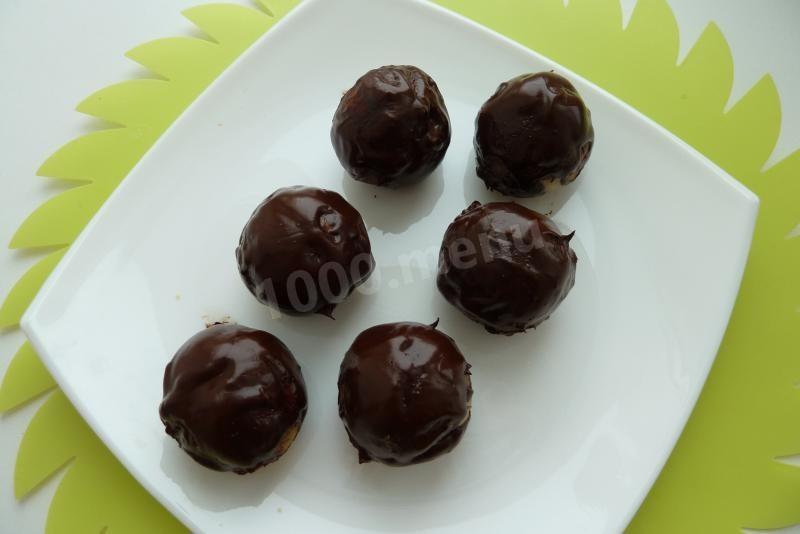 Колбаса шоколадная из печенья со 38