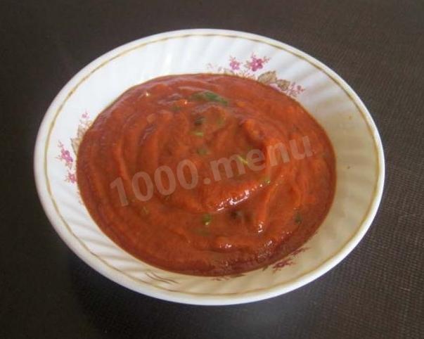 Томатный соус для пиццы пошагово с фото