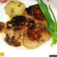 Мясо-овощные тефтели