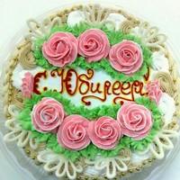 Юбилейный торт на юбилей