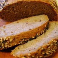 Полезный хлеб грубого помола