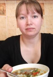 Кулинарный рецепт Суп лагман с фото