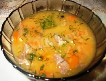 Блюда из легкого свинины пошаговый рецепт