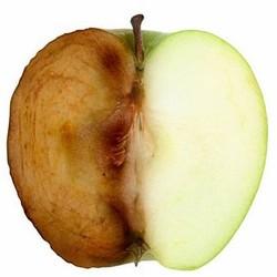 Как сделать так, чтобы яблоки не темнели?