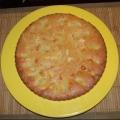 Мандариновый пирог с мандаринами