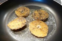 Жареная ставрида с апельсинами, пошаговый рецепт с фото
