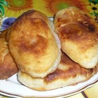 Пирожки с клубникой