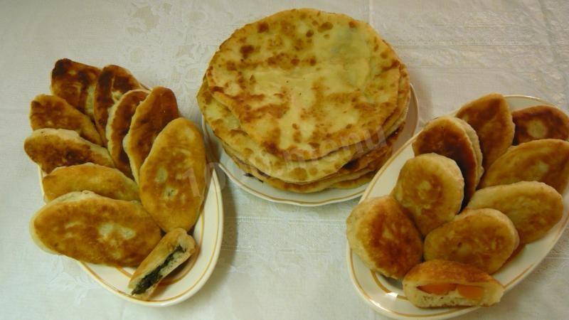 какие бывают начинки для пирожков пошаговый рецепт с фото