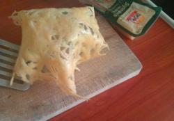 Сырные корзиночки – кулинарный рецепт