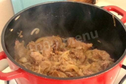 Шурпа по-узбекски рецепт с пошагово в