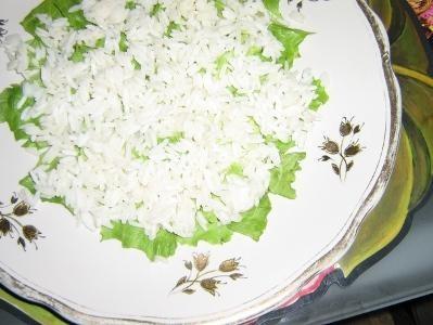 кулинарный рецепт салат ромашковое поле с консервами с фото
