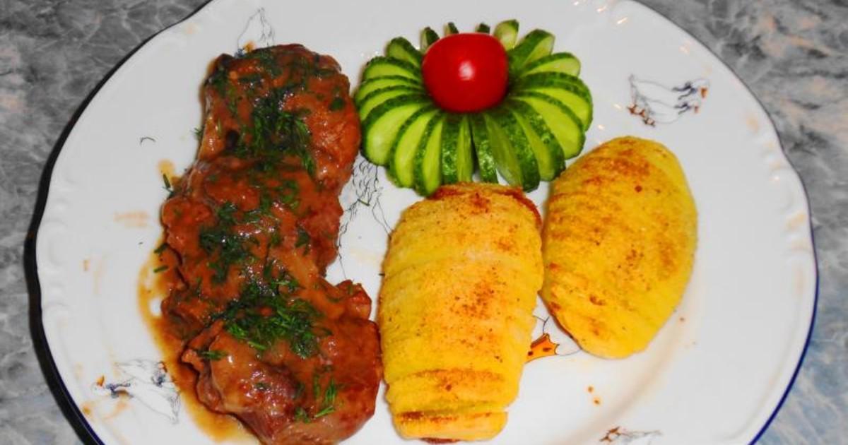Бисквит на кефире в духовке рецепт с фото пошагово